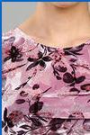 купить недорогое офисное платье сетка приталенных